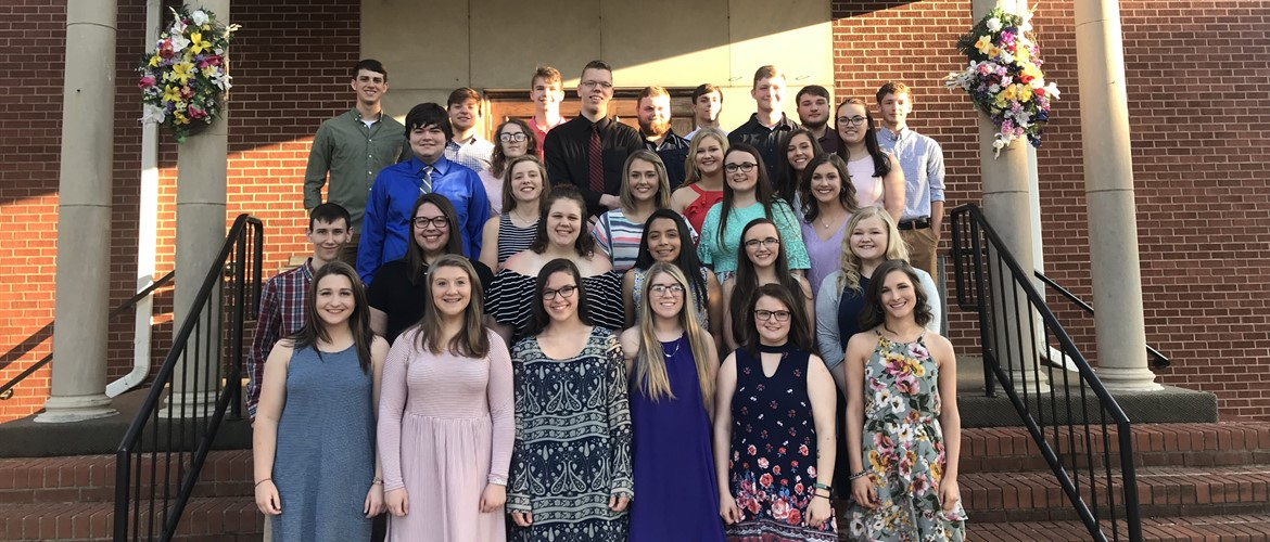 Class of 2019 Baccalaureate Service - 5/15/19