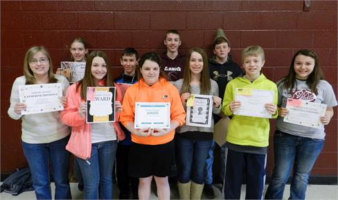 February Comet Pride Award Winners