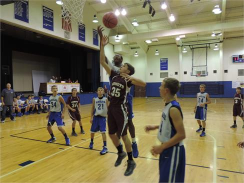 Basketball pictures by James King