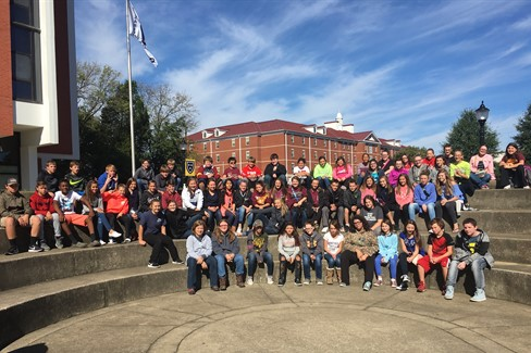 7th Grade at Murray State to see Rikki-Tikki-Tavi production - Oct 2017