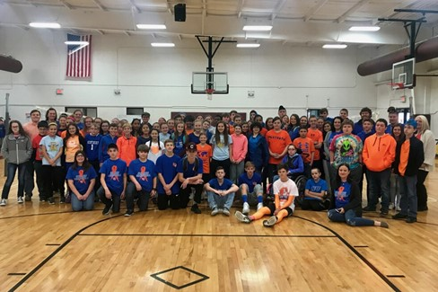 CCMS is #MarshallStrong!